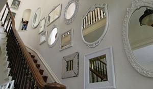 Ideias de decoração com espelhos