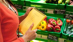 Como fazer uma lista de compras