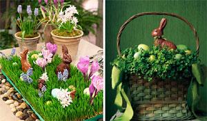 Ideias criativas para a decoração de Páscoa