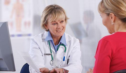 O exame médico deve seguir etapas