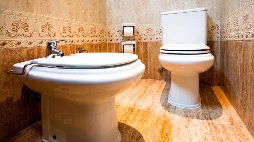 Limpeza de banheiro