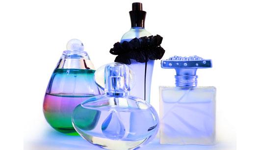 Existem sete grupos principais de fragrâncias