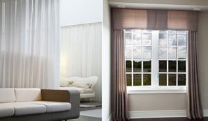 Como limpar cortinas e persianas