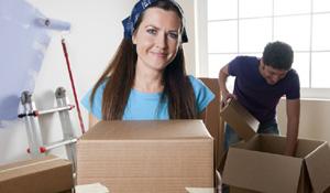 Como organizar uma mudança de casa