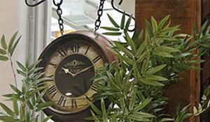 Relógios na decoração