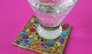 6 maneiras de usar confete na decoração de festas de carnaval