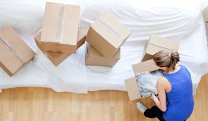 Como organizar a nova casa depois da mudança?