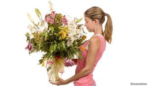 Como conservar suas flores por mais tempo