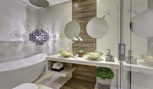 Dicas para transformar o banheiro em um SPA
