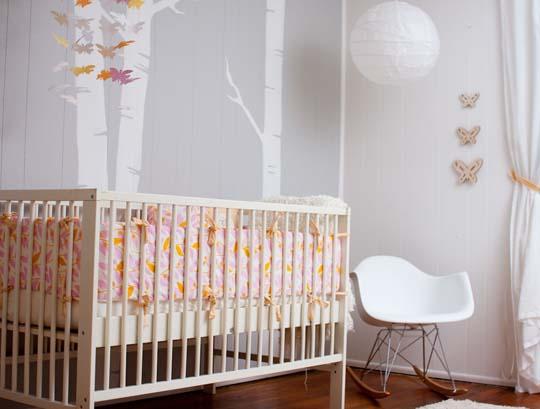 Quartos de bebê moderninhos