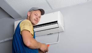 Ar condicionado é de fácil instalação e tem baixo impacto na conta de luz