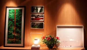 Uso da fotografia na decoração