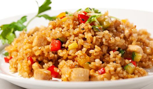 Prato de risoto