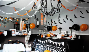 Como organizar uma festa de Dia das Bruxas