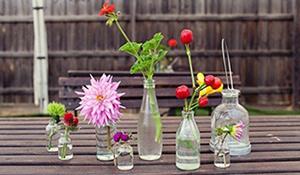 Ideias de decoração para festas ao ar livre