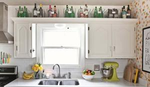 Como ganhar espaço na cozinha com 8 improvisos