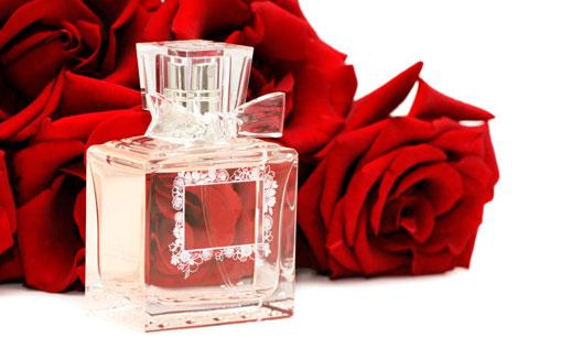 Fragrâncias florais mais adocicadas