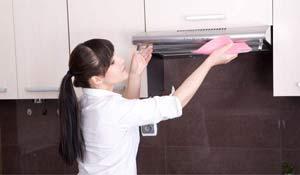 Como limpar exaustor, coifa e depurador