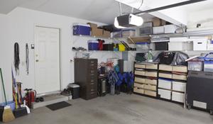 Como organizar a sua garagem