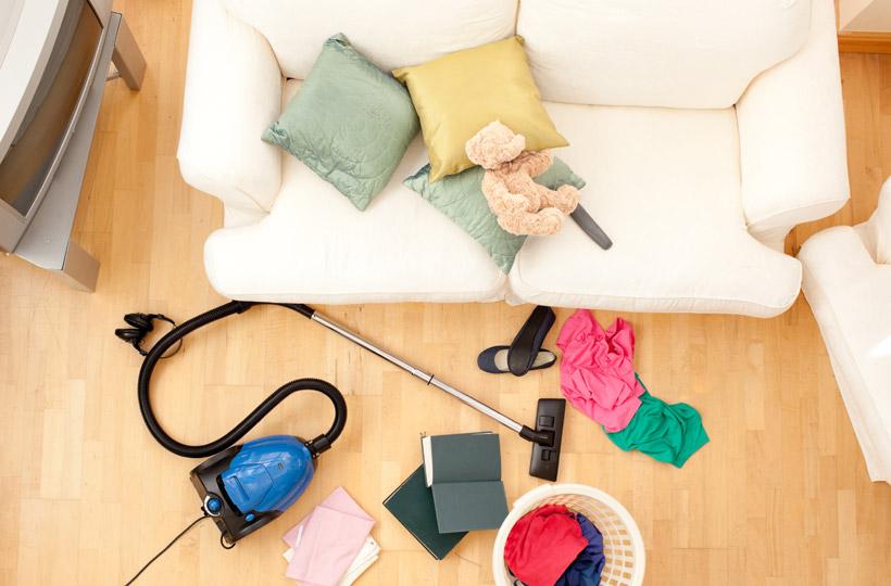 Algumas dicas são essenciais para não danificar o sofá