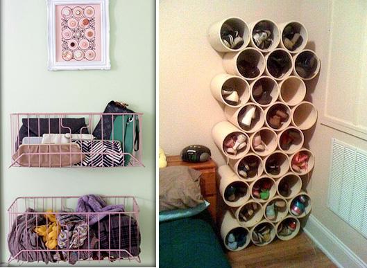 Fotos: 1 - apartmenttherapy.com; 2 - ashbeedesign.com