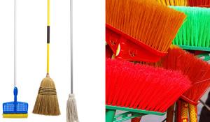 Dicas para varrer e passar o pano de chão em sua casa