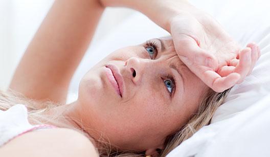 Sintomas físicos e psíquicos caracterizam a TPM