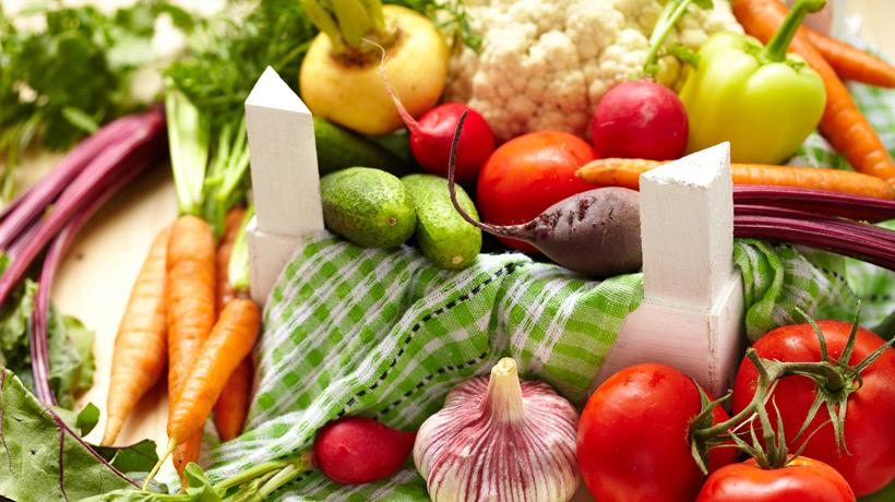 Vegetais e verduras