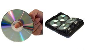 Como limpar e conservar CDs e DVDs