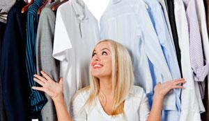 Como organizar o guarda-roupa do casal
