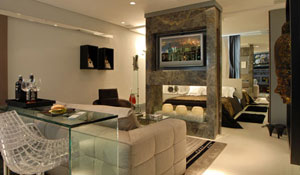 Separe ambientes sem usar paredes
