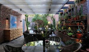 Cozinha e lounge para Tomie Ohtake