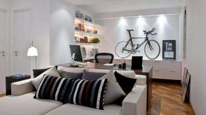 Conforto e funcionalidade no home office