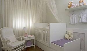 Decoração para quarto de bebê - Lina Idoeta