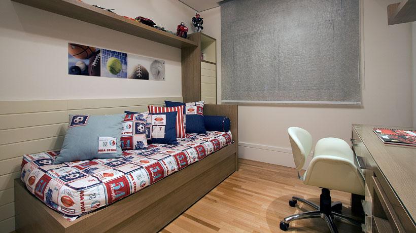 decoração para quarto de menino