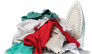 Como deixar a roupa mais fácil de passar