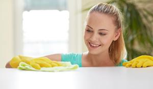 Limpeza da casa para evitar doenças