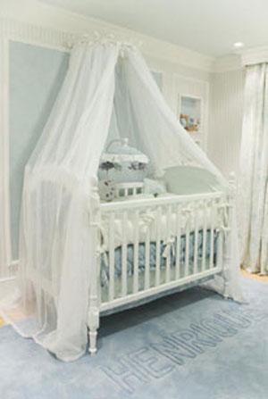 Suíte do bebê - Idoeta Arquitetura
