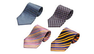 Ideias para organizar gravatas