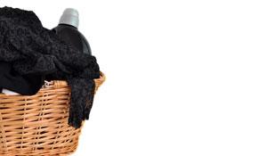 Como lavar roupas pretas