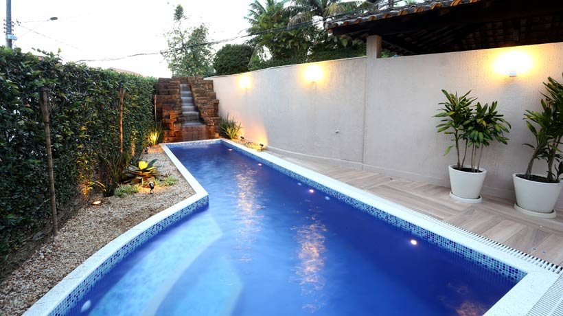 Aprenda a escolher e instalar a piscina ideal