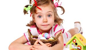Brincadeiras para fazer com as crianças na Páscoa