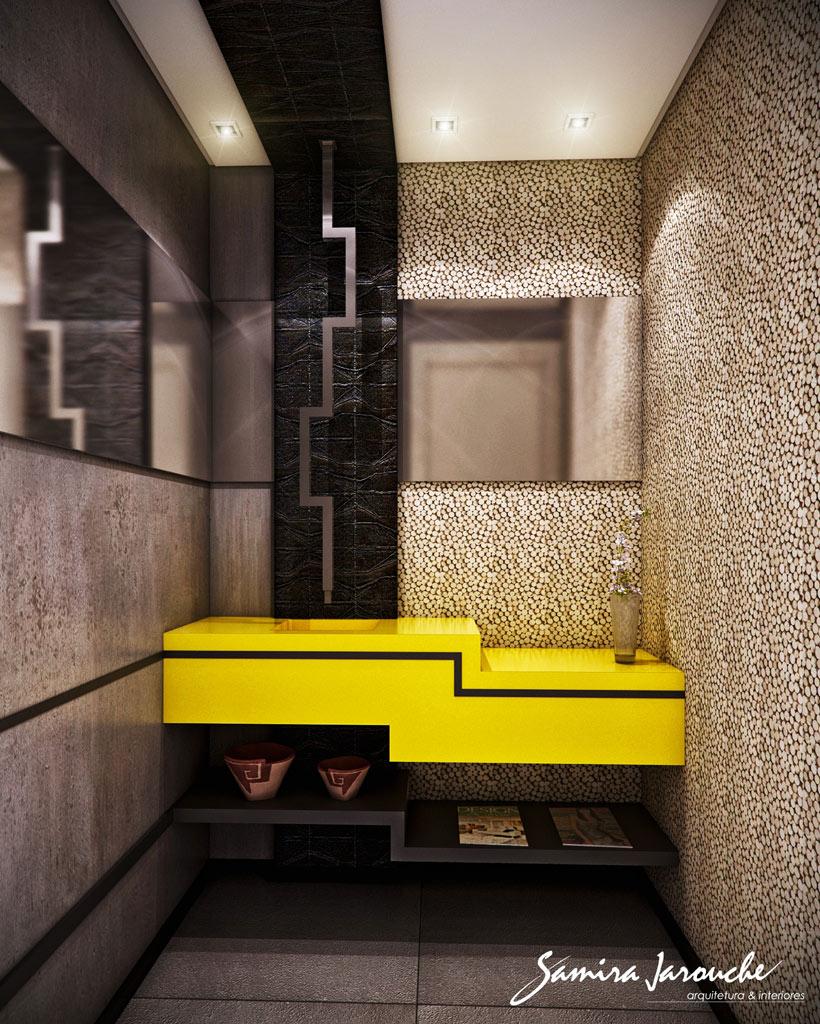 uol decoracao lavabo:Dicas para decoração de lavabo – BBel :: Tudo sobre decoração e