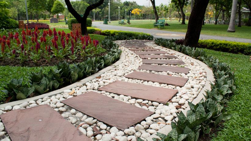 Caminhos para seu jardim