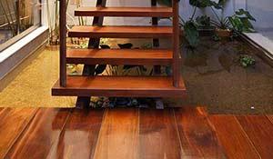 Diferenças entre pisos de madeira