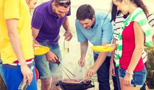 Como organizar churrasco