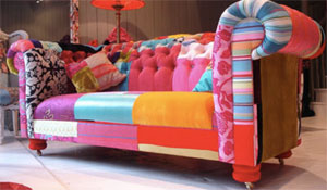 A reforma do sofá