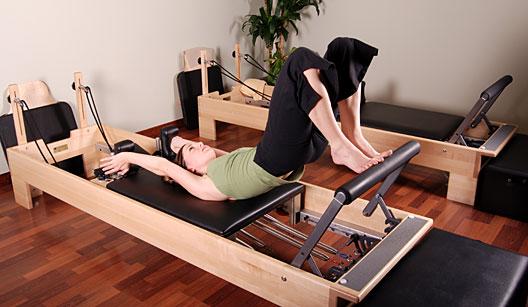 Faça pilates ou musculação