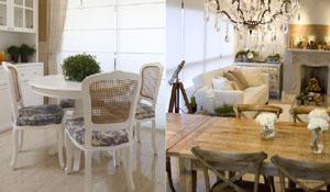 Inspire-se na delicadeza e elegância do estilo provençal