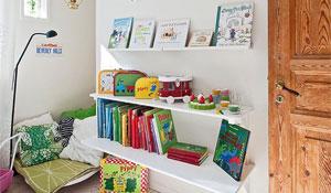 Organização de livros infantis